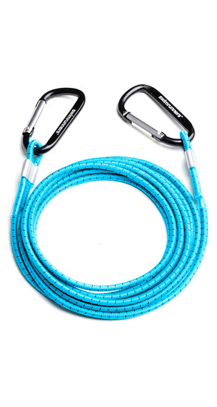 Swimmrunners Support Pull Belt Cord 3m Blue